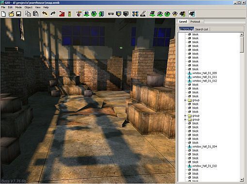 Gamestudio a7 specifications 3d editor